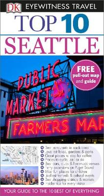 DK Eyewitness Top 10 Travel Guide: Seattle av DK Publishing (Heftet)