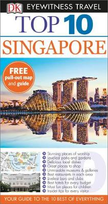 DK Eyewitness Top 10 Travel Guide: Singapore av DK Publishing (Heftet)
