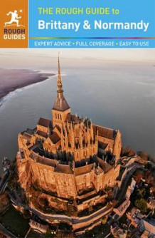 The Rough Guide to Brittany and Normandy av Greg Ward og Rough Guides (Heftet)
