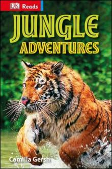 Jungle Adventures av Camilla Gersh (Innbundet)