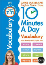 Omslag - 10 Minutes a Day Vocabulary: Ages 7-11