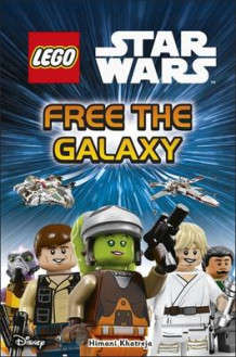 LEGO Star Wars Free the Galaxy av DK (Innbundet)