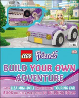 Omslag - LEGO Friends Build Your Own Adventure