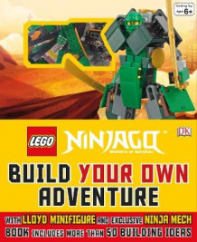 LEGO Ninjago Build Your Own Adventure av DK (Innbundet)
