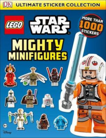 LEGO Star Wars Mighty Minifigures Ultimate Sticker Collection av DK (Heftet)