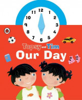 Omslag - Topsy and Tim: Our Day Clock Book