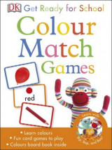 Omslag - Get Ready for School Colour Match Games