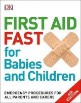 Omslag - First Aid Fast for Babies and Children