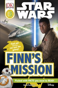 Star Wars: Finn's Mission av David Fentiman (Innbundet)
