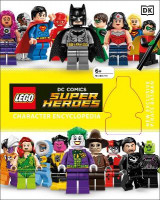 Omslag - LEGO DC Super Heroes: Character Encyclopedia