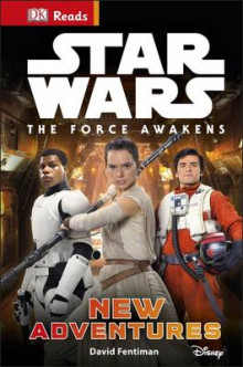 DK Reader: Star Wars Force Awakens: New Adventures av Kindersley Dorling (Innbundet)
