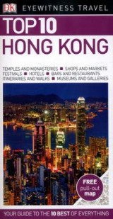 Omslag - DK Eyewitness Top 10 Travel Guide: Hong Kong