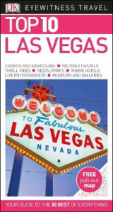 Omslag - DK Eyewitness Top 10 Travel Guide: Las Vegas