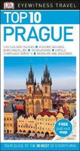 Omslag - DK Eyewitness Top 10 Travel Guide: Prague