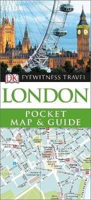 DK Eyewitness Pocket Map and Guide: London av DK Publishing (Heftet)