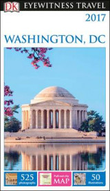 Omslag - DK Eyewitness Travel Guide Washington, DC