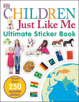 Omslag - Children Just Like Me Sticker Book