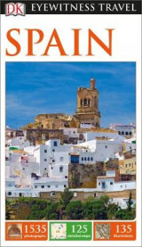 Omslag - DK Eyewitness Travel Guide: Spain