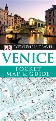 Venice Pocket Map and Guide av DK (Heftet)