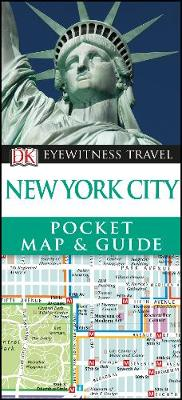 DK Eyewitness Pocket Map and Guide: New York City av DK (Heftet)