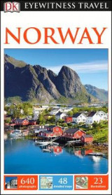 Omslag - DK Eyewitness Travel Guide: Norway