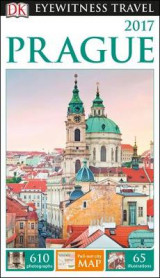 Omslag - DK Eyewitness Travel Guide Prague