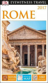 Omslag - DK Eyewitness Travel Guide Rome