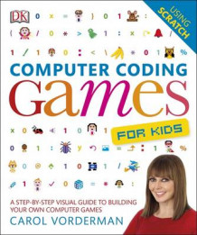 Computer Coding Games for Kids av Carol Vorderman (Heftet)