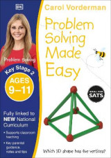 Omslag - Problem Solving Made Easy KS2 Ages 9-11