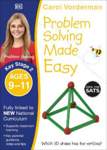 Problem Solving Made Easy KS2 Ages 9-11 av Carol Vorderman (Heftet)