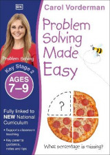 Omslag - Problem Solving Made Easy KS2 Ages 7-9