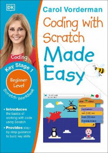 Coding with Scratch Made Easy av Carol Vorderman (Heftet)