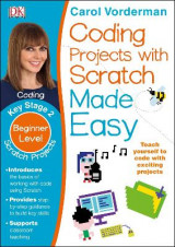 Omslag - Coding Projects with Scratch Made Easy KS2 Scratch Projects