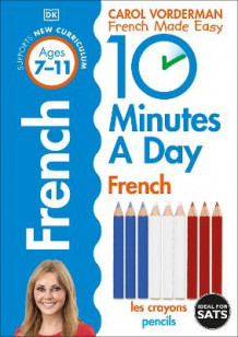 10 Minutes a Day French av Carol Vorderman (Heftet)