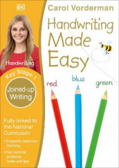 Handwriting Made Easy Ages 5-7 Key Stage 1 Joined-up Writing av Carol Vorderman (Heftet)