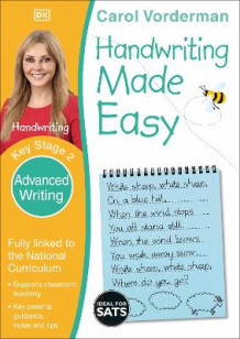 Handwriting Made Easy Advanced Writing av Carol Vorderman (Heftet)