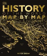 Omslag - History of the world map by map
