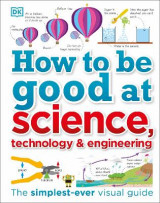 Omslag - How to Be Good at Science, Technology, and Engineering
