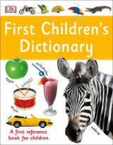 Omslag - First Children's Dictionary