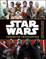 Omslag - Star Wars character encyclopedia