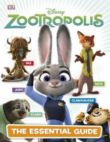 Disney Zootropolis Essential Guide av DK Publishing (Innbundet)