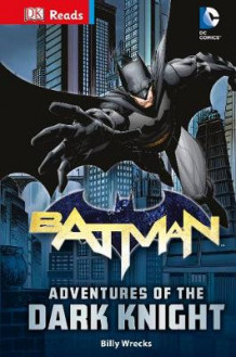 DC Comics Batman Adventures of the Dark Knight av Billy Wrecks (Innbundet)
