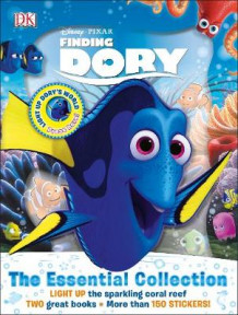 Disney Pixar Finding Dory Essential Collection av DK (Blandet mediaprodukt)