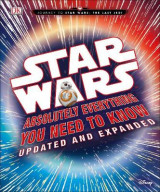 Omslag - Star Wars Absolutely Everything You Need to Know Updated and Expanded