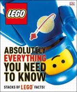 Omslag - LEGO Absolutely Everything You Need to Know