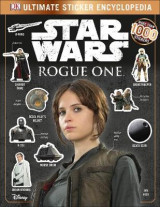 Omslag - Star Wars Rogue One Ultimate Sticker Encyclopedia