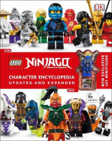 Omslag - LEGO Ninjago Character Encyclopedia Updated Edition