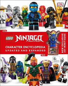 LEGO Ninjago Character Encyclopedia Updated Edition av DK (Pakke)