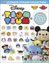 Omslag - Disney Tsum Tsums Ultimate Sticker Collection