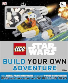 LEGO Star Wars Build Your Own Adventure av DK og Daniel Lipkowitz (Pakke)